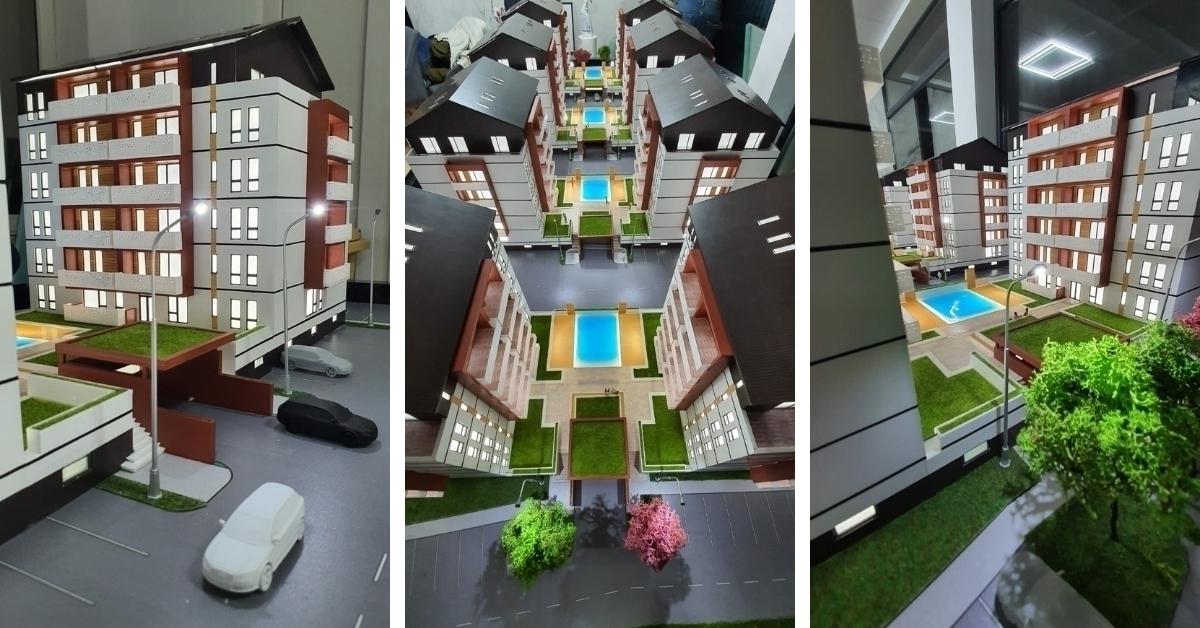 imprimante 3d pentru arhitectura