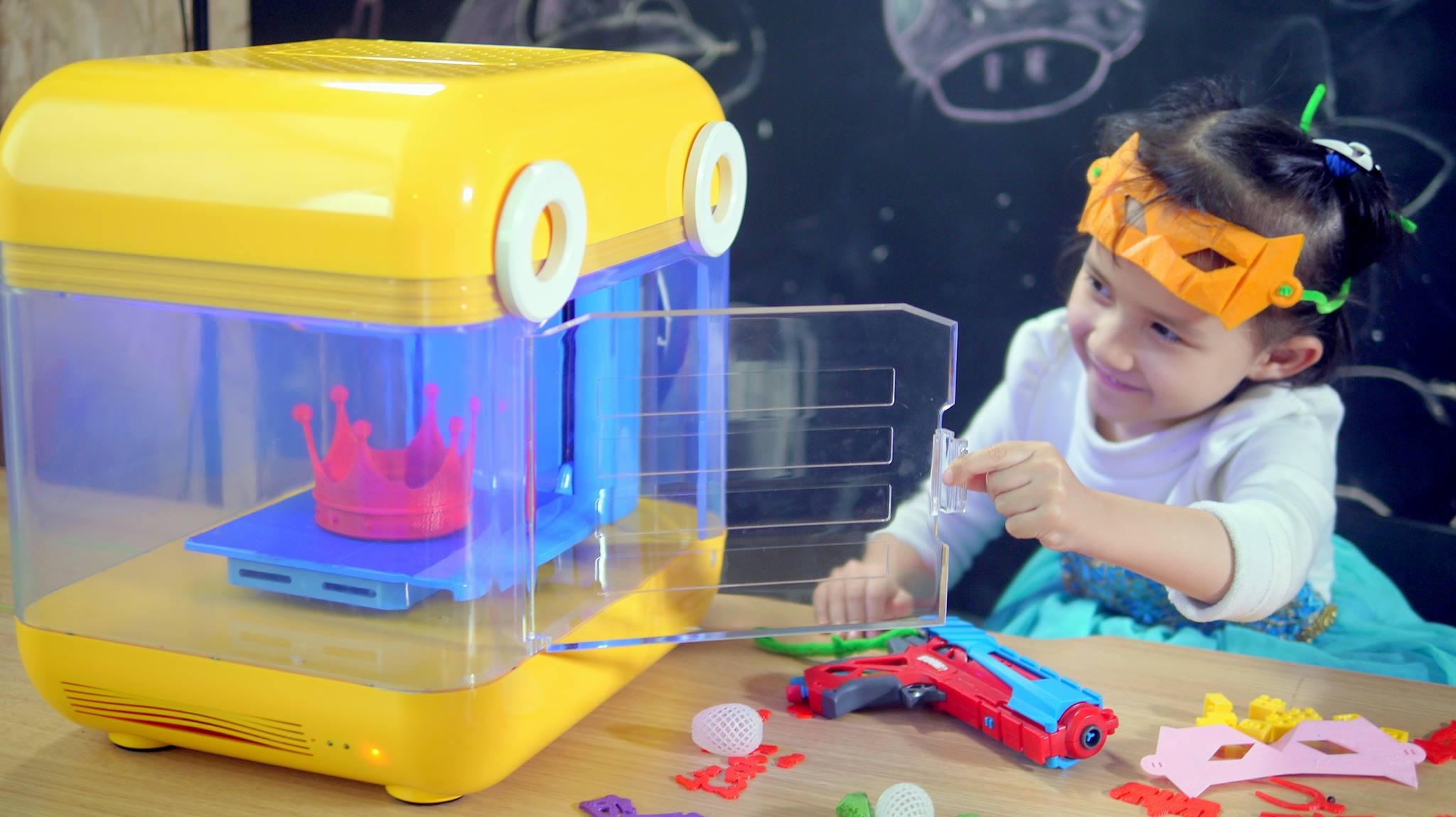 jucarii pentru copii printate 3d