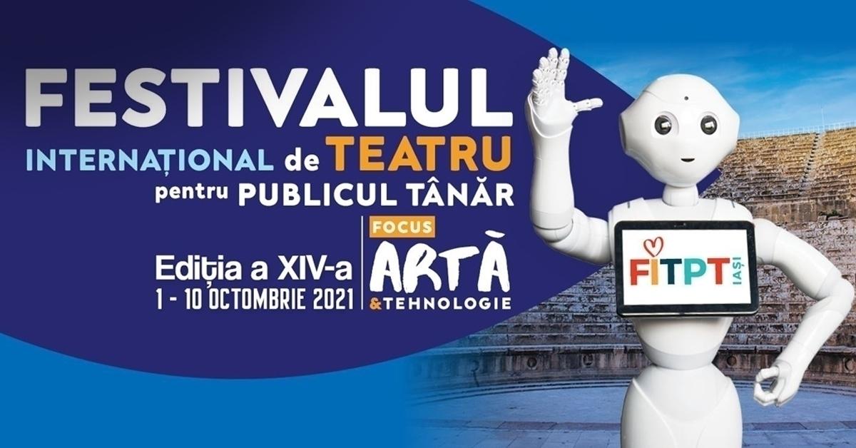 Festivalul de teatru Iasi 2021